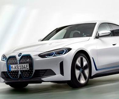 BMW Serie 4 eléctrico , apuesta de futuro.