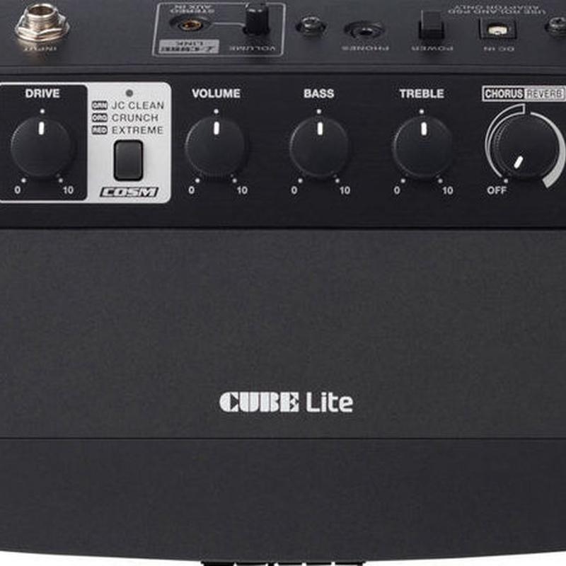 Roland Cube Lite amplificador pequeño para casa