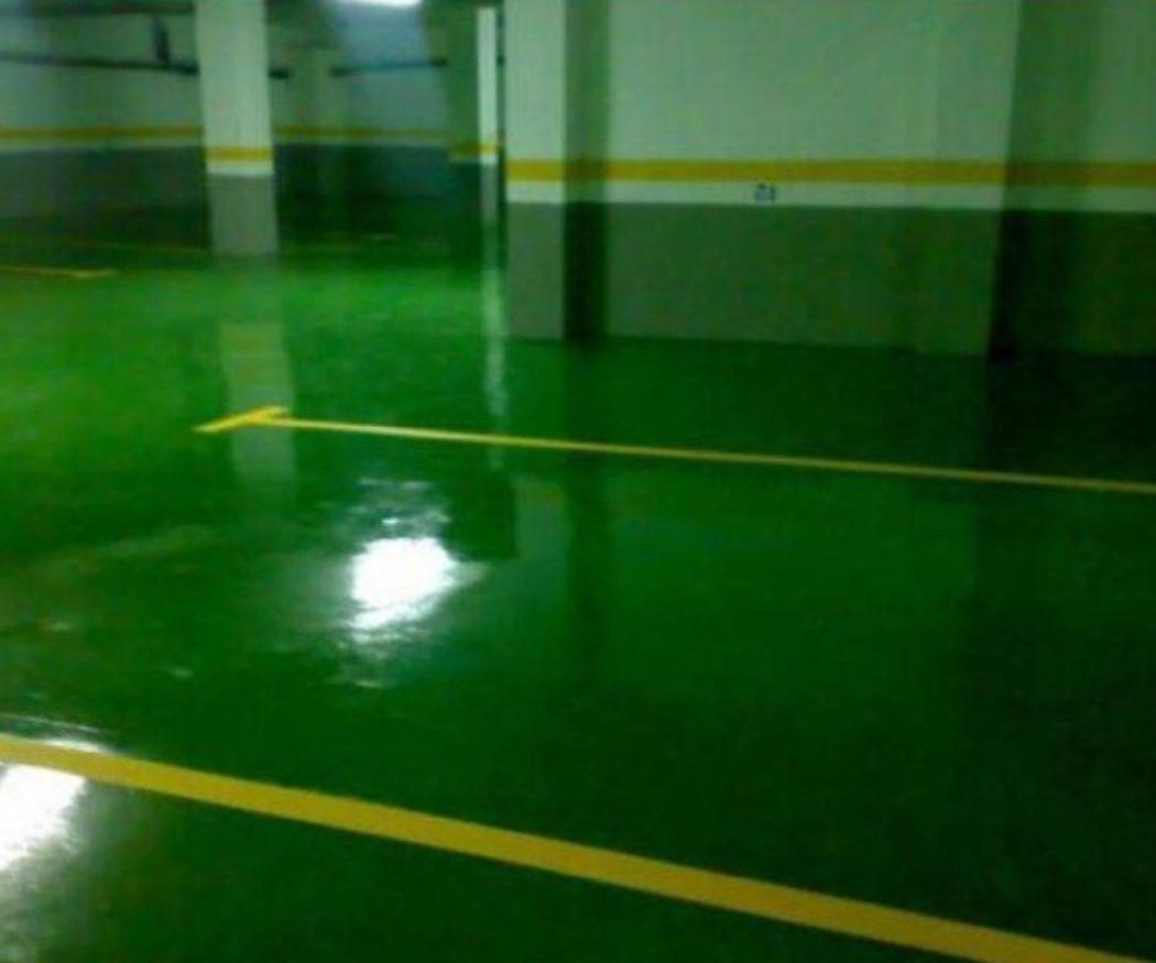 Cemento pulido para suelos de interior