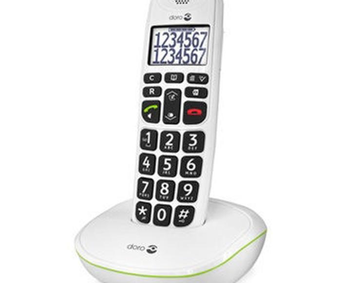 TELÉFONOS PARA PERSONAS CON DIFICULTADES EN AUDICIÓN Y VISIÓN