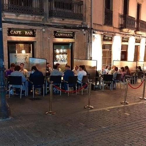Capitolium | Pubs y bar de copas en Salamanca
