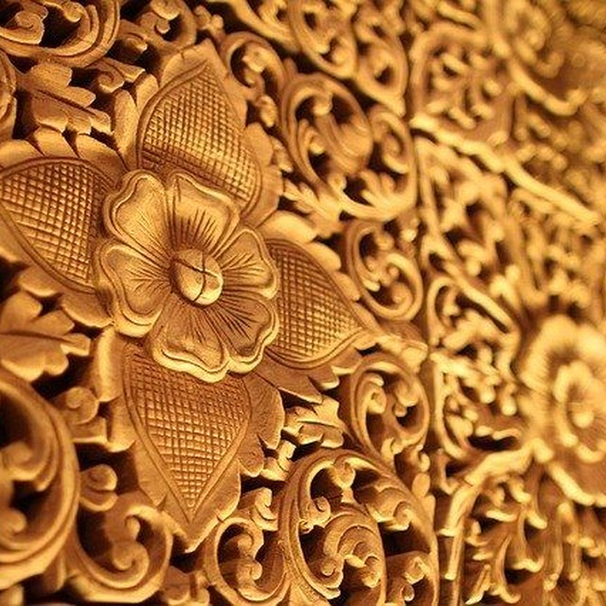 El simbolismo del oro