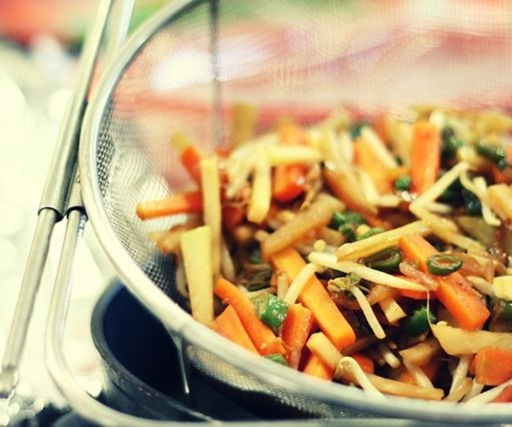 Las especias en la comida asiática