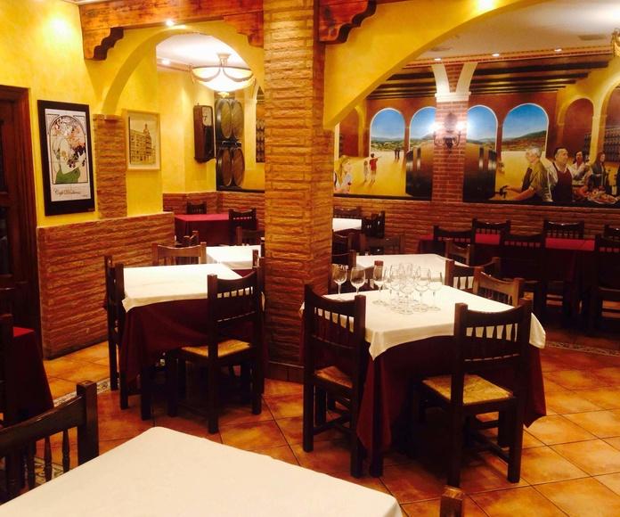 Menú del día Logroño   Bar restaurante Moderno