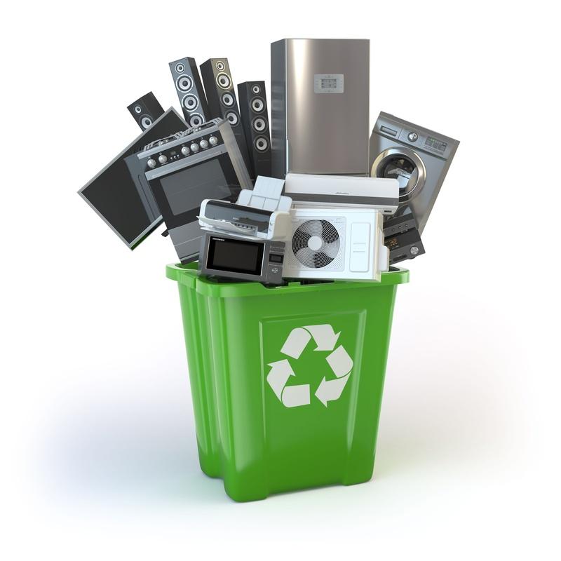 Residuos de Aparatos Eléctricos y Electrónicos (RAEE's): Servicios de Font Grau, S.L.