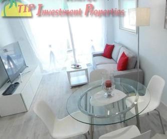Magnolia Golf Resort Apartment de 3 dormitorios en La Caleta de Adeje: Compra y venta de inmuebles de Tenerife Investment Properties