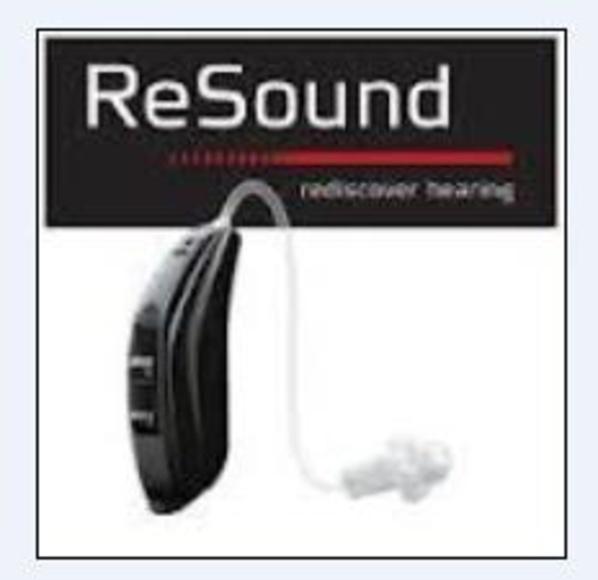 Audífonos Resound: Nuestros productos de Centro Óptico Siglo XXI