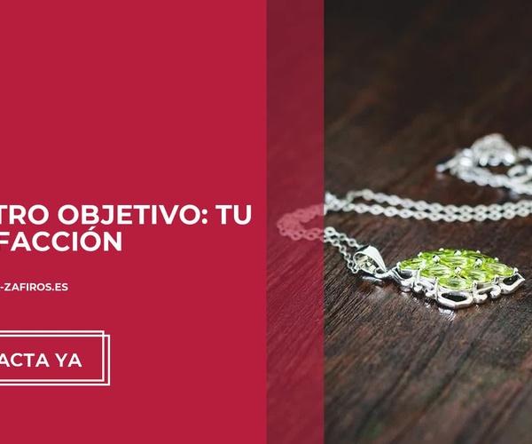 Especialistas en anillos de boda en Madrid | Joyería Zafiros