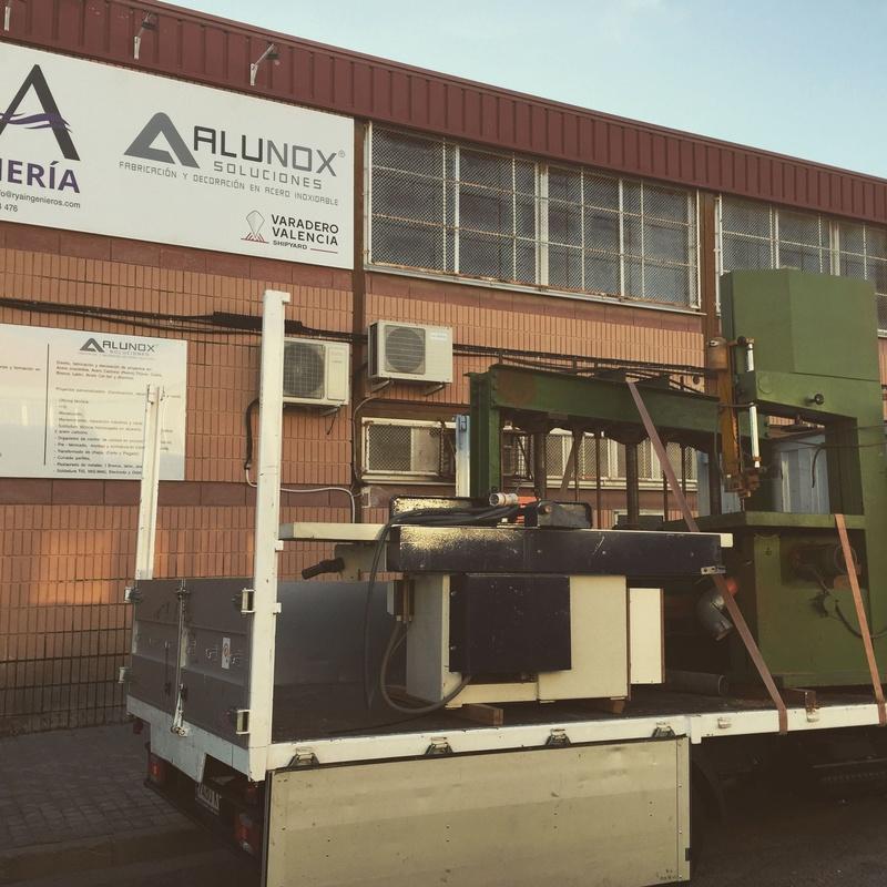Mantenimiento de maquinaria: Servicios de R&A Ingeniería