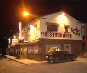 Galería de Restaurantes en Estación de Medinaceli | Carlos Mary Restaurante