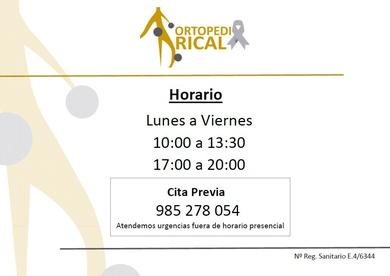 ACTUALIZAMOS NUESTRO HORARIO PRESENCIAL DE SEPTIEMBRE