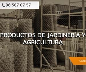 Venta de productos agrícolas en Alicante: Agro Garden