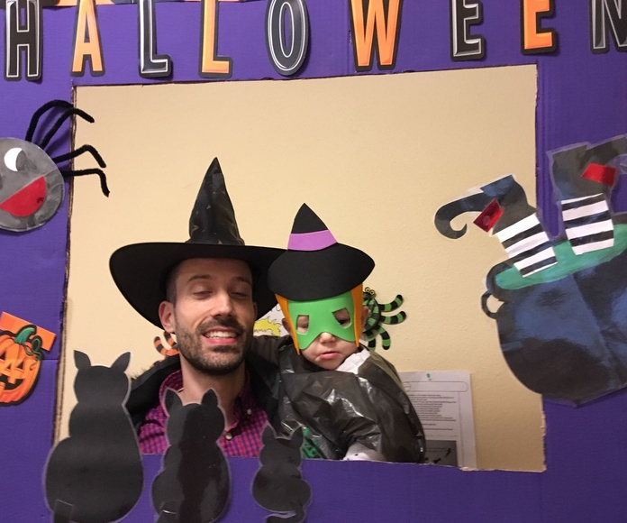 Halloween - Trick or treating