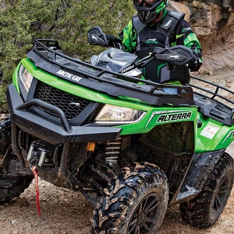 Venta de quads. Atvs y Utvs: Servicios de Motoquad Natura