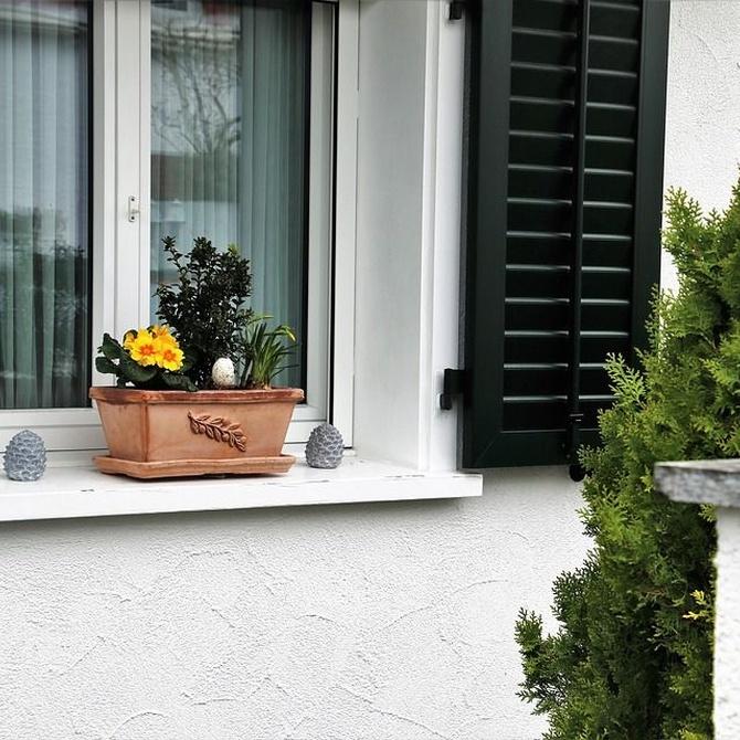 Diferencia entre la ventana de aluminio y la de PVC