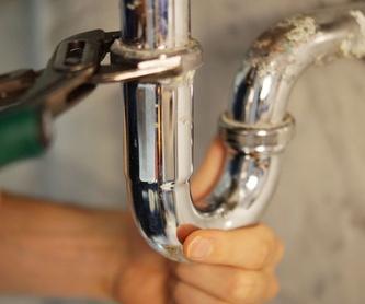 Cambio de calderas y calentadores: Servicios de Fontanería Henaco