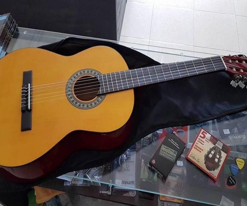 Tipos de cuerdas para guitarra