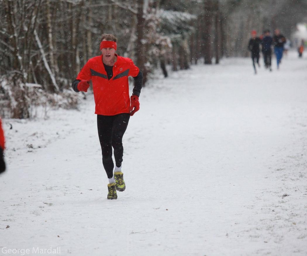El running a bajas temperaturas