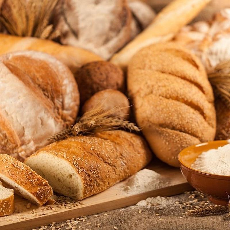 Panadería: Productos y Servicios de Pantarajal