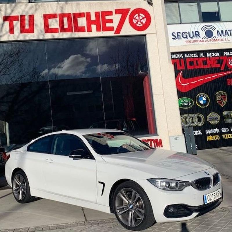 BMW Serie 4 435D Xdrive 98.000KMS. AÑO 2014: Nuestros Coches de TuCoche70