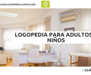 Logopeda infantil en Valencia |Centro de la Voz y del Lenguaje Tania Centeno