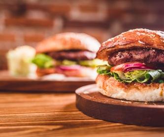 Tostas: Carta de Restaurante La Fragua de Leganés