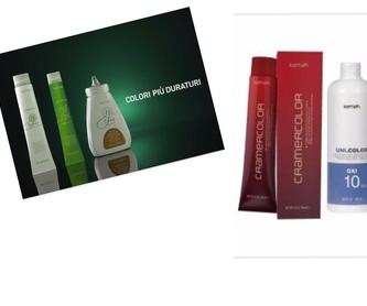 COLORACION: Tratamientos y productos  de Milandco Peluqueros
