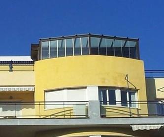 Glass curtain walls for restaurants.: Works. de NeoGlass