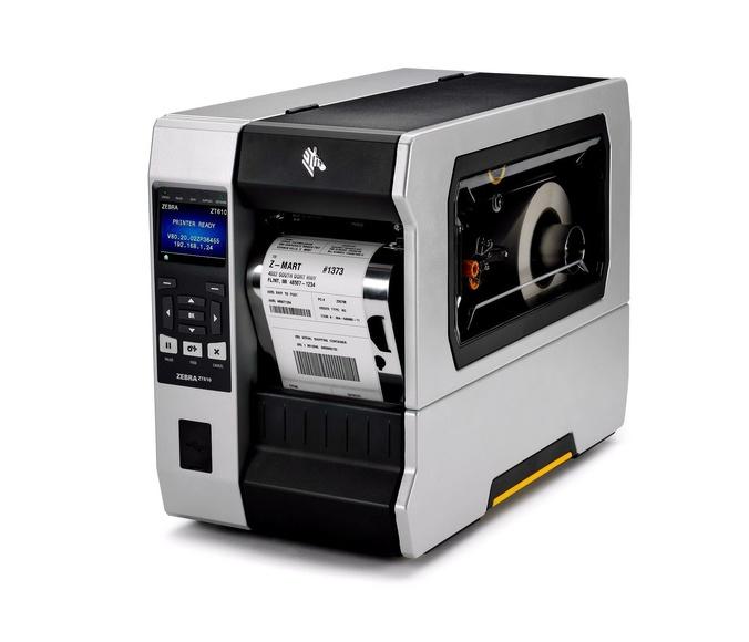 Nueva Impresora Industrial Zebra ZT600 Series
