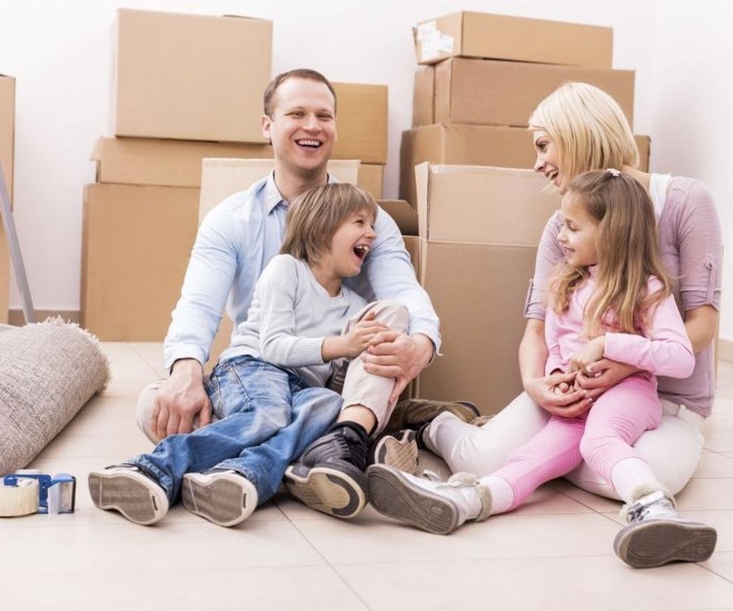 Cómo hacer una mudanza con niños y no morir en el intento