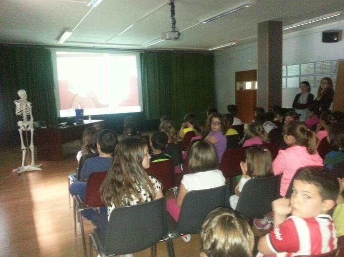 Colegio Público Cantabria