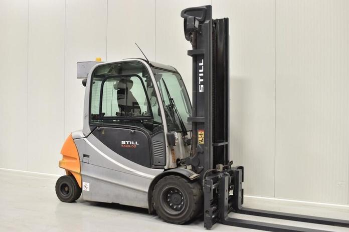 STILL RX60-50: CATÁLOGO de HP Elevación