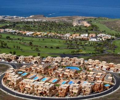 Luxury homes and villas in Tenerife