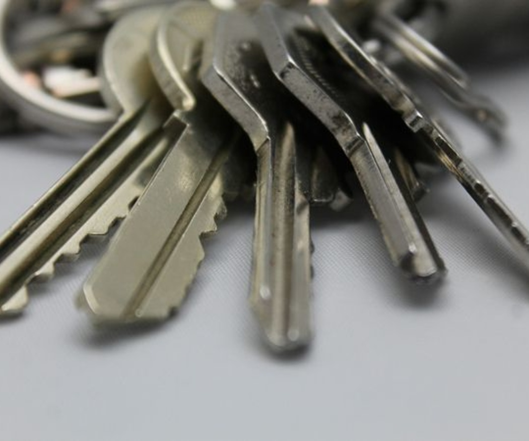 Trucos para no dejarte las llaves en casa