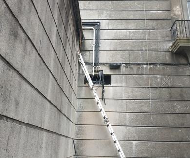 Instalación de aire acondicionado VRV