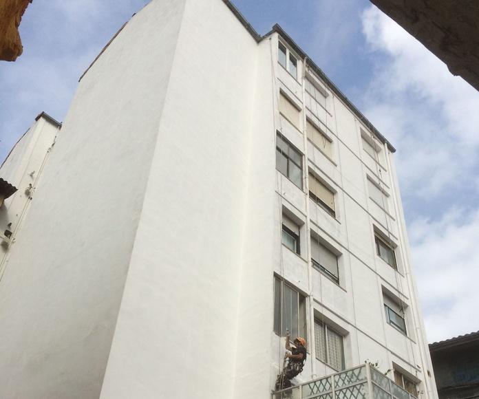Ayudas para la rehabilitación de fachadas en Torrelavega