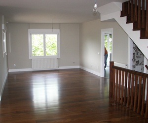 instalacion tarima en escaleras , suelos, Rodapies ASTURIAS