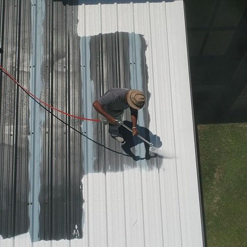 Reparación de estructuras: Productos y servicios de Novoa y Morán