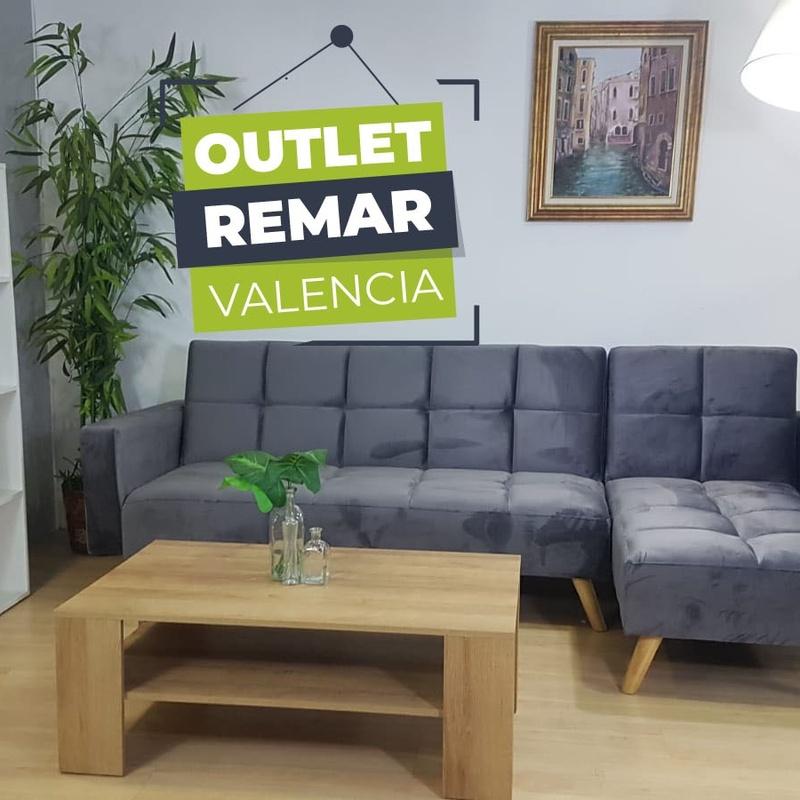 Cheslong cama reversible: Productos de Remar Valencia