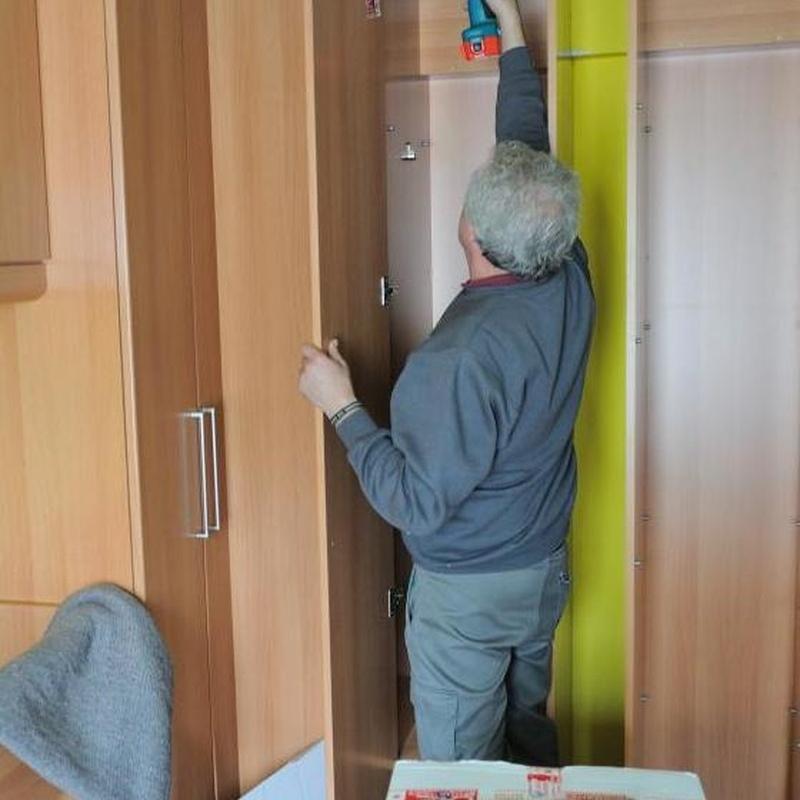 Mudanzas de hogar en Bizkaia