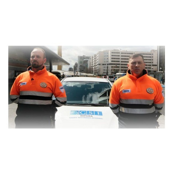 Vigilantes de seguridad: Servicios de GSI Seguridad