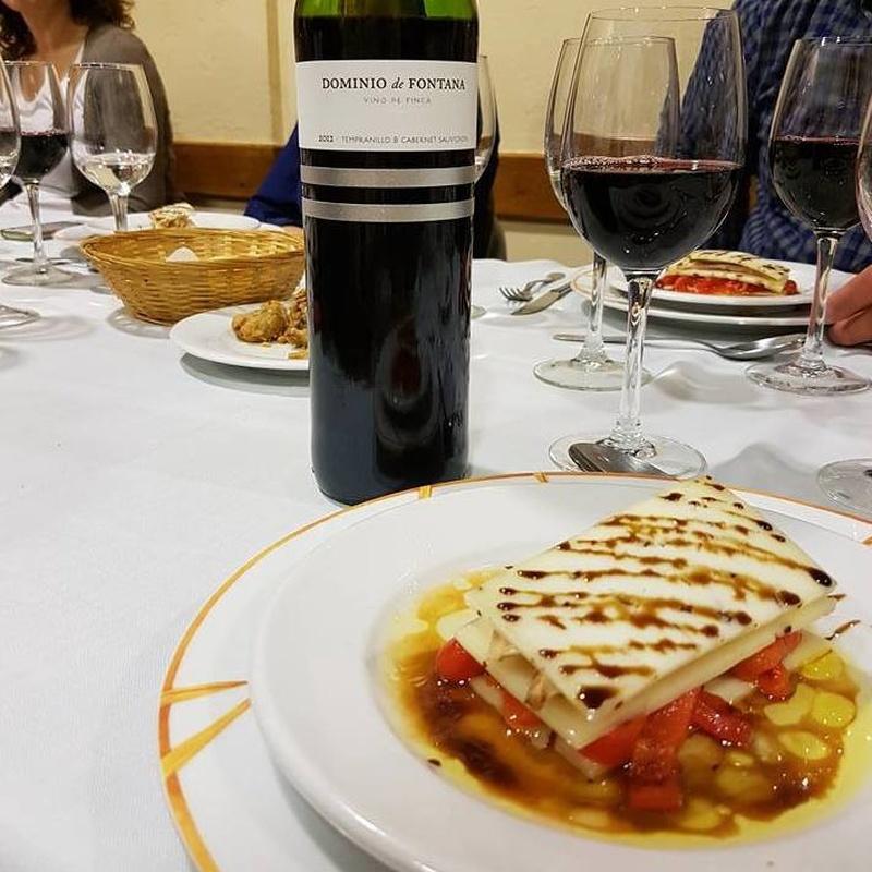 Vinos tintos: Carta de Restaurante La Manduca