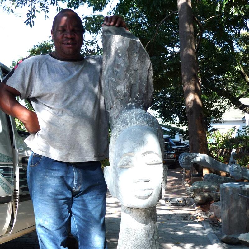Joe Mutasa: Exhibitions and artists de Gazzambo Gallery