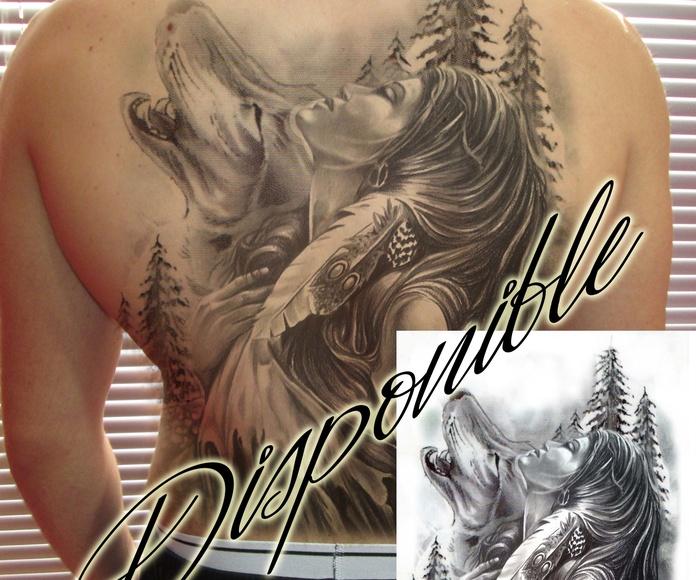 Diseños exclusivos disponibles: Tatuajes de Tony Delgado Tattoo Art