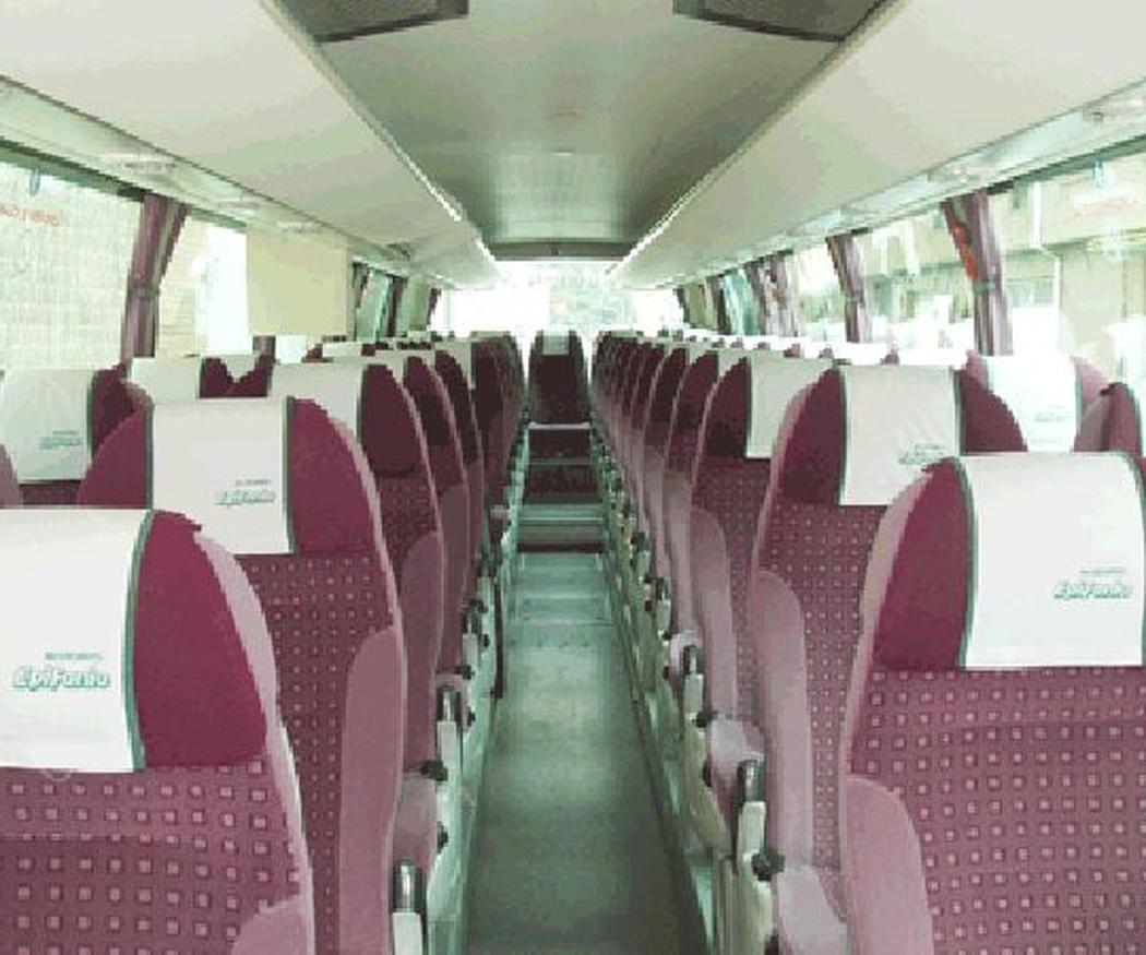 Alquila un autobús para tu boda