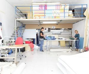 La marca creativa de Ibitoldos es, Alma Tapicería Creativa