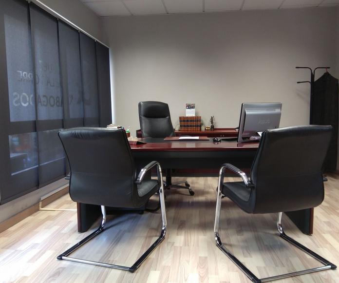 Familia y herencias: Áreas jurídicas de Miguez & De La Torre Abogados
