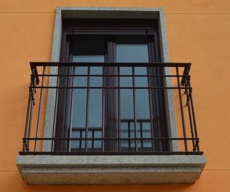 Carpinteria de PVC sistema Kömmerling: Nuestros trabajos de Lorenzo Horcajo C. Metálicas