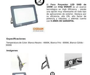 Proyectores OSRAM