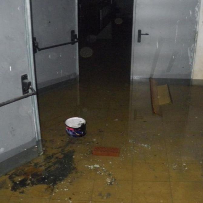 Causas de las inundaciones en sótanos